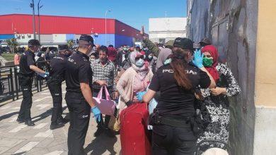 """صورة مدريد: تبعات اغلاق المغرب للمعبر التجاري مع مليلية """"كارثية"""""""