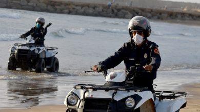 صورة قرار إغلاق شواطئ البيضاء يدخل حيز التنفيذ