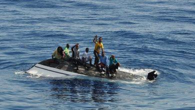 صورة البحرية الملكية تقدم المساعدة لـ183 مرشحا للهجرة السرية بعرض المتوسط والأطلسي