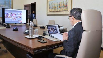 صورة انعقاد مجلس الحكومة بعد غد الخميس