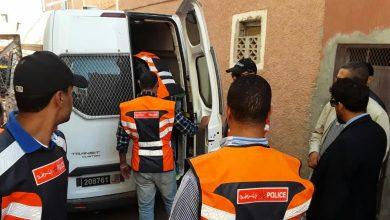 صورة الأمن يوقف قاصرا بتر يد حارس ليلي بمنطقة مولاي رشيد بالبيضاء