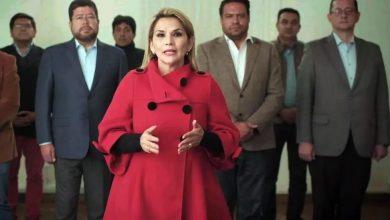 صورة بوليفيا: الرئيسة الانتقالية تنسحب من السباق الرئاسي لكسب الانتخابات أمام المرشح اليساري لويس آرسي