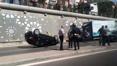 صورة 20 قتيلا و2011 جريحا حصيلة حوادث السير بالمناطق الحضرية خلال الأسبوع الماضي