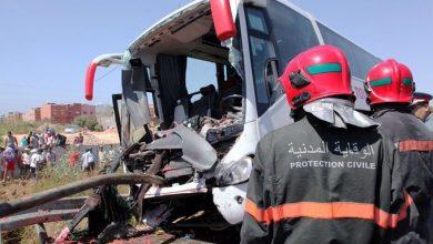 صورة 17 قتيلا و2038 جريحا حصيلة حوادث السير بالمناطق الحضرية