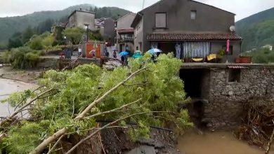 صورة فرنسا: فيضانات مفاجئة في جنوب البلاد تخلف خسائر مادية كبيرة