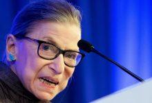 """صورة وفاة روث غينسبورغ """"القوة التقدمية"""" في المحكمة العليا الأمريكية وبدء معركة سياسية لتسمية بديل لها"""