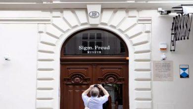 صورة في فيينا، على خطى سيغموند فرويد