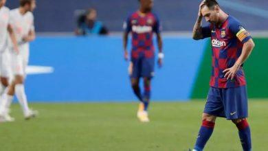 صورة المدير الرياضي لإنتر ميلان يؤكد أن ميسي خارج حسابات الفريق