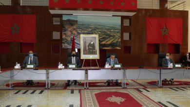 صورة والي جهة بني ملال خنيفرة يترأس اجتماعا حول تنظيم الدخول المدرسي 2020-2021