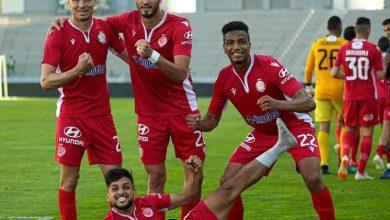 صورة الوداد يستعيد صدارة البطولة مؤقتا بفوز مهم على نهضة زمامرة
