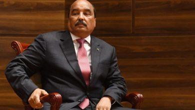 صورة الشرطة الموريتانية تستجوب الرئيس السابق للمرة الثالثة