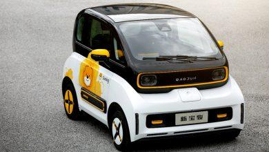 """صورة """"Baojun E300"""".. أول سيارة كهربائية ذكية في العالم بنظام بيئي من شاومي"""