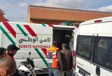 صورة الدار البيضاء .. موظف شرطة يضطر لاستعمال سلاحه الوظيفي لتوقيف جانح