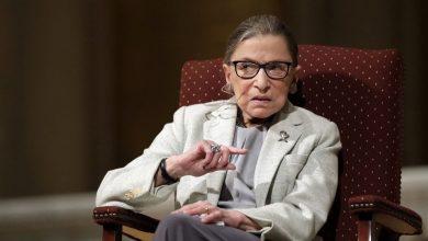 صورة وفاة القاضية غينسبورغ تشعل معركة السيطرة على مجلس الشيوخ الأمريكي