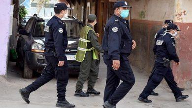 صورة خنيفرة: تشديد إجراءات التنقل من وإلى عدد من الأحياء بسبب ارتفاع الإصابات بكورونا