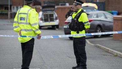 """صورة بريطانيا: شرطة برمنغهام تعلن عن """"حادث كبير"""" بعد طعن وإصابة عدد من الأشخاص"""