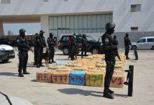 صورة الجديدة: حجز 940 كلغ من المخدرات وتوقيف عضوي شبكة للتهريب الدولي