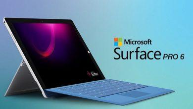 """صورة مايكروسوفت تكشف عن جهاز الكمبيوتر المحمول """"Surface"""" خفيف الوزن"""
