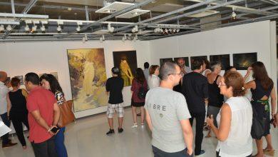 """صورة فضاء التعبير لصندوق الإيداع والتدبير بالرباط يحتضن المعرض الفني """"بطاقة بيضاء ليامو"""""""