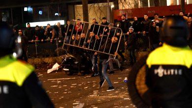 صورة هولندا..اعتقال مدونين بعد مواجهات عنيفة بين هولنديين من أصل مغربي وقوات الشرطة