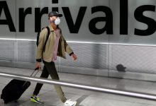 صورة بريطانيا: غرامات تصل إلى 13 ألف جنيه بحق مخالفي تعليمات الحجر الصحي