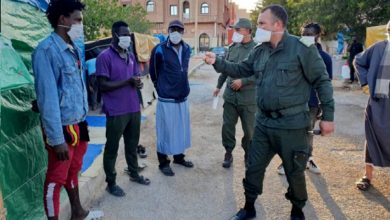 صورة 9 أرباب أسر لاجئين من أصل 10 توقفوا عن العمل خلال فترة الحجر الصحي