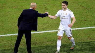 صورة تقرير.. لوكا يوفيتش يحدد وجهته حال رحيله عن ريال مدريد
