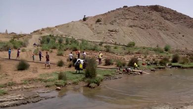 صورة خنيفرة .. جمعية النور تطلق نشاطا موسعا لمكافحة الجفاف بالجماعة القروية كروشن