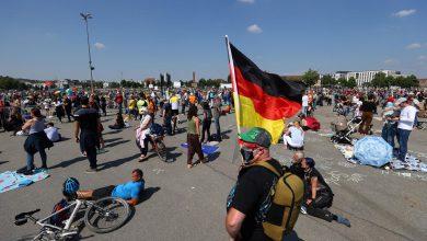 """صورة وضع وباء كوفيد-19 في ألمانيا """"خطير للغاية"""""""