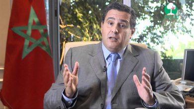 صورة عزيز أخنوش يستعرض حصيلة حزب التجمع الوطني للأحرار خلال فعاليات الدورة العادية للمجلس الوطني