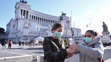 صورة إيطاليا تفرض قيودا أكثر صرامة لمواجهة التفشي المتسارع لكورونا