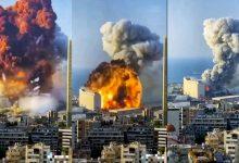 صورة انفجار مرفأ بيروت محور 15 فيلما قصيرا على الانترنت