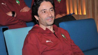 صورة إعفاء البرتغالي جواو أروزو من تدريب المنتخب الوطني المغربي لأقل من 20