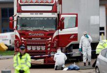 صورة العثور على جثة مغربي في الطريق السيار شمال إسبانيا