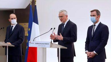 صورة الحكومة الفرنسية تكشف تفاصيل الإجراءات الصحية الجديدة المرافقة لحظر التجول المفروض اعتبارا من مساء الجمعة