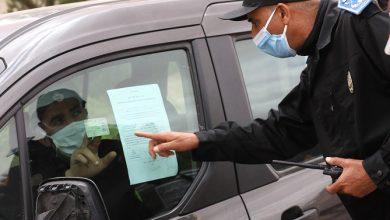 صورة الدار البيضاء: السائقون بدون رخصة تنقل ملزمون بسلك الطريق السيار المداري