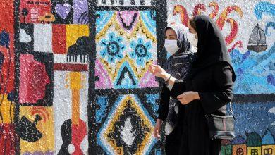 صورة إيران تقيّد التنقل بين مدنٍ مع تسجيل أرقام قياسية جديدة لكوفيد-19