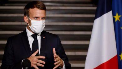 """صورة فرنسا: ماكرون يتعهد بـ""""تكثيف التحركات"""" ضد الإسلام المتطرف بعد مقتل صامويل باتي"""