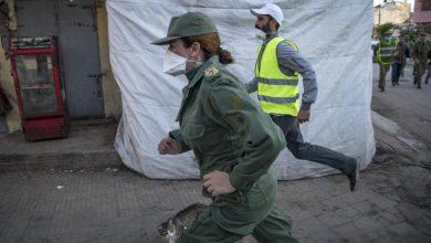 صورة تمديد العمل بالتدابير التي تم إقرارها سابقا بعمالة الدار البيضاء لمدة 14 يوما إضافية