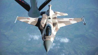 """صورة بعد قيامهم بزيارة الى أمريكا…مهندسون مغاربة يشرفون على تحديث مقاتلات """"إف 16"""""""