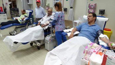 صورة الصويرة.. حملة للتبرع بالدم لتعزيز المخزون على مستوى الاقليم