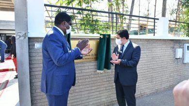 صورة الرباط .. تدشين سفارة جمهورية زامبيا بالمغرب