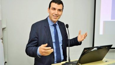 صورة تعيين هشام عراقي حسيني مديراً عاما لـSAPإفريقيا الفرانكوفونية