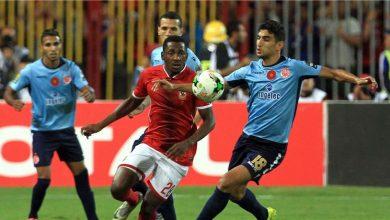 صورة دوري أبطال أفريقيا : تشكيلة قمة فريقي الوداد والأهلي المصري