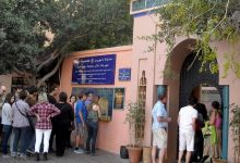 صورة مراكش .. إعادة فتح حديقة ماجوريل والمتحف الامازيغي للجمهور