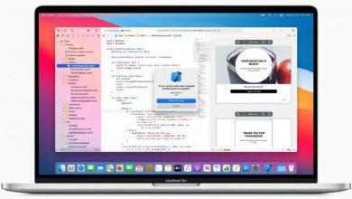 صورة أبل تطلق أول أجهزة Mac بنظام ARM في 17 نوفمبر