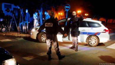"""صورة ماكرون: المدرِّس الفرنسي المقتول ضحية """"إرهاب إسلامي"""""""