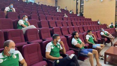صورة مونديال-2021: توقيف تربص المنتخب الجزائري بعد ثبوت خمس إصابات بفيروس كورونا