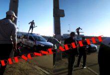 صورة المهدية: اعتقال شخص للاشتباه في تورطه في قضية تتعلق بعدم الامتثال والتهديد باستعمال العنف وإلحاق خسائر مادية بسيارة تابعة للشرطة