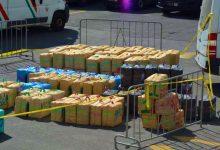 صورة المحمدية..إجهاض محاولة للتهريب الدولي للمخدرات وحجز أربعة أطنان و967 كيلوغرام من مخدر الشيرا